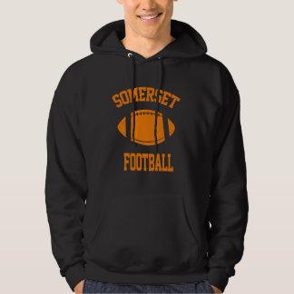 Veste À Capuche Le football de PA de Somerset