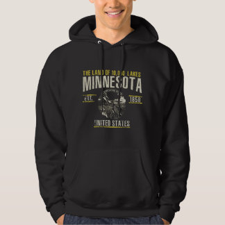 Veste À Capuche Le Minnesota