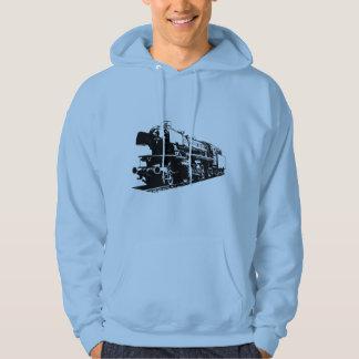 Veste À Capuche Locomotive à vapeur - contrastée