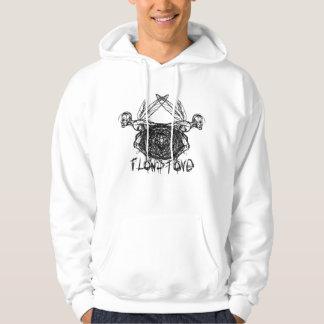 Veste À Capuche Logo de fées de graphiques de Flowstone