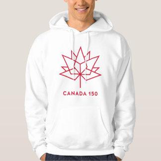 Veste À Capuche Logo du Canada 150