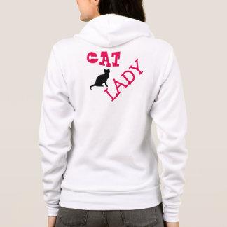 Veste À Capuche Madame de chat