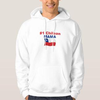 Veste À Capuche Maman du Chilien #1