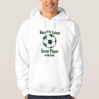 Veste À Capuche Maman du football