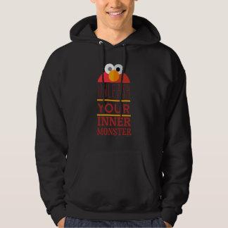 Veste À Capuche Monstre intérieur d'Elmo