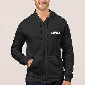 Veste À Capuche Moustache de moustache, conception de moustache