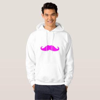 Veste À Capuche Moustache rose de Markiplier