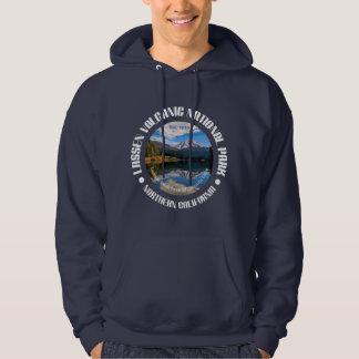 Veste À Capuche Parc national volcanique de Lassen
