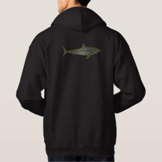 Veste À Capuche requin