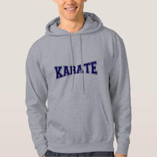 Veste À Capuche Style d'université de karaté
