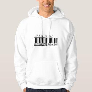 Veste À Capuche Théorie de piano