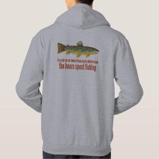 Veste À Capuche Vieux dire de pêche