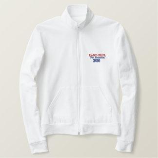 Veste Brodée Couche-point Paul pour la chemise de blanc de