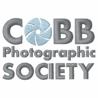 Veste de photographe de cps de logo