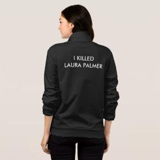 Veste Twin Peaks- I Killed Laura Palmer