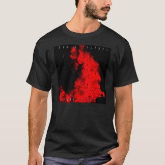 Vêtements noirs par le T-shirt de Danny Daurko