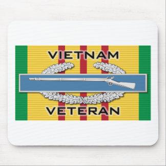 Vétéran de CIB Vietnam Tapis De Souris