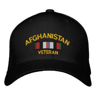 Vétéran de l'Afghanistan Casquette Brodée