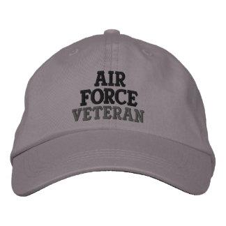 Vétéran de l'Armée de l'Air Casquette Brodée