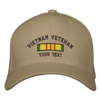 Vétéran du Vietnam Casquette Brodée