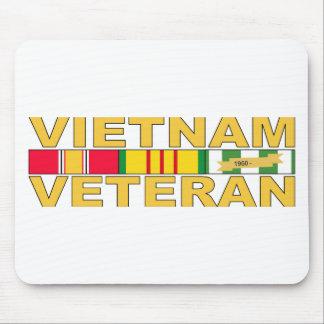 Vétéran du Vietnam Tapis De Souris