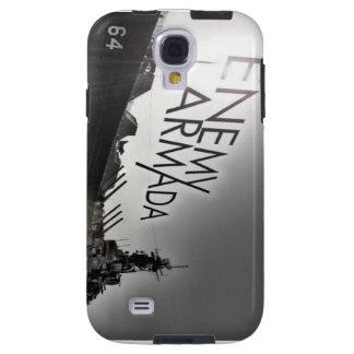 Vibe ennemi de la galaxie S4 de Samsung de logo de Coque Galaxy S4