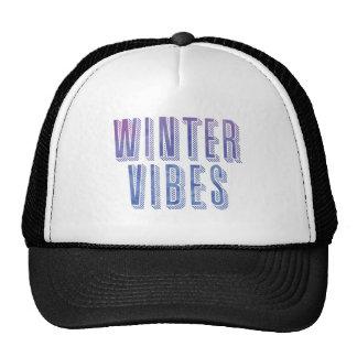 vibraphone d'hiver casquette de camionneur