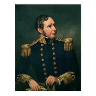 Vice-amiral Robert Fitzroy Carte Postale