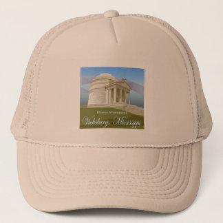 Vicksburg, casquette de milliseconde