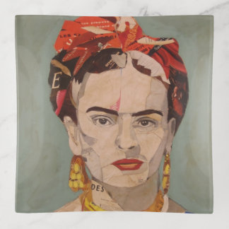 Vide-poche Portrait d'en Coyoacán de Frida Kahlo