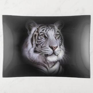 Vide-poche Visage blanc de tigre