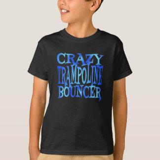 Videur fou de trempoline t-shirt