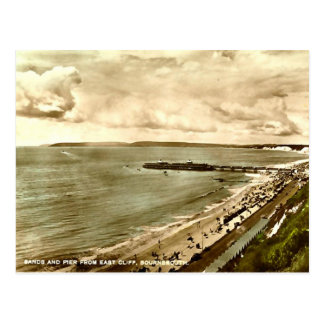 Vieille carte postale - Bournemouth, Dorset