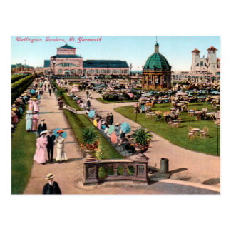 Vieille carte postale - Great Yarmouth, Norfolk