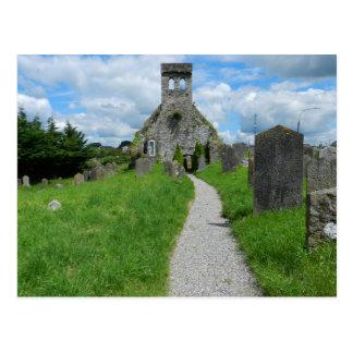 Vieille église paroissiale Cahir - en Irlande Carte Postale