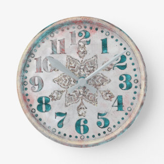 Vieille horloge vintage antique