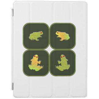 Vier kikkers iPad cover