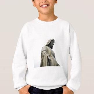 Vierge Marie béni Sweatshirt