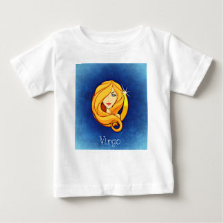 Vierge, Vierge T-shirt Pour Bébé