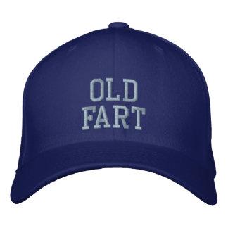 Vieux casquette de baseball de pet