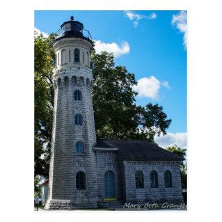 Vieux phare de Niagara de fort Carte Postale