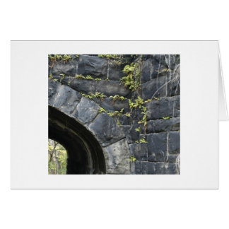 Vieux tunnel à Highland Park Carte