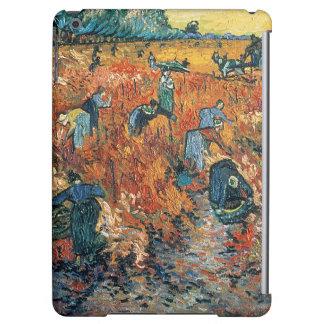 Vignobles de rouge de Vincent van Gogh | chez