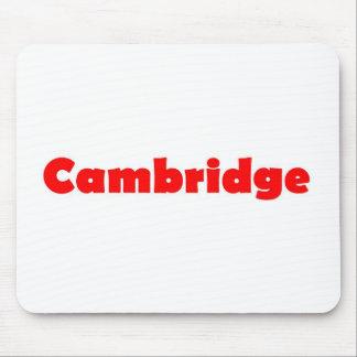 Ville de Cambridge de l'Angleterre Tapis De Souris