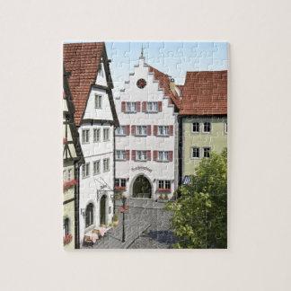 Ville de la Bavière d'en haut Puzzle