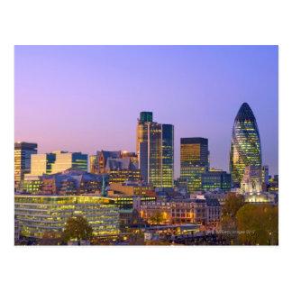 Ville de Londres Cartes Postales