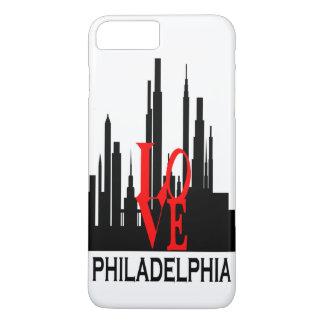 Ville de Philadelphie Coque iPhone 7 Plus