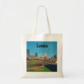Ville de sac fourre-tout de Londres