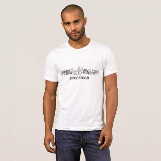 Ville de Sheffield T-shirt