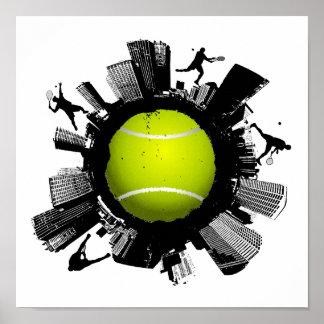 Ville de tennis